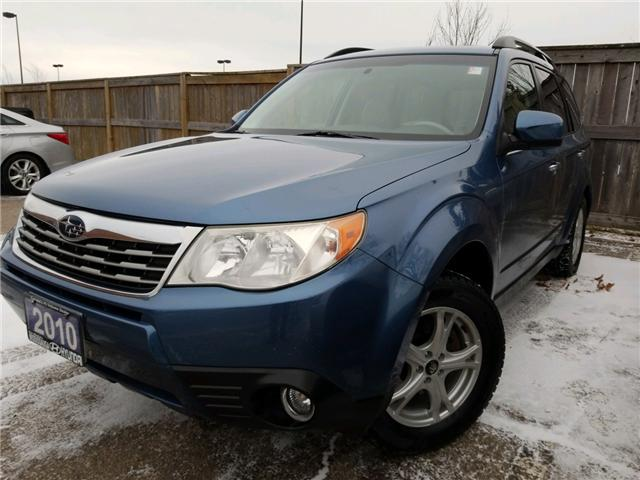 2010 Subaru Forester 2.5 X Sport-tech (Stk: p39258a) in Mississauga - Image 1 of 11