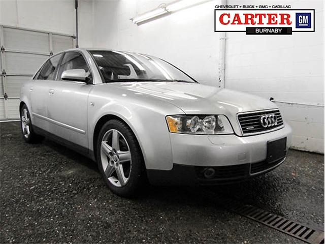 2004 Audi A4 3.0 (Stk: J5-67924) in Burnaby - Image 1 of 22