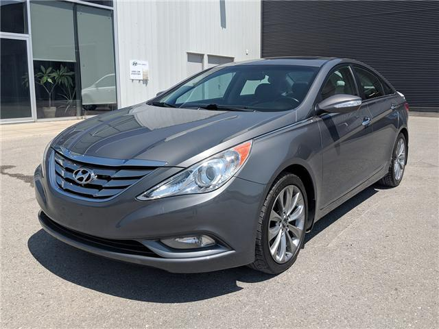 2011 Hyundai Sonata Limited (Stk: 80204A) in Goderich - Image 1 of 13