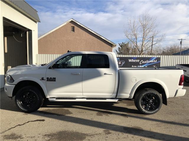 2018 RAM 3500 Laramie (Stk: 14296) in Fort Macleod - Image 2 of 22