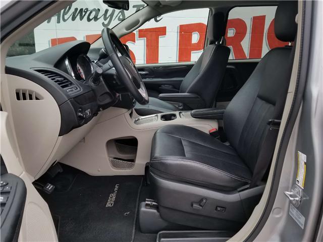 2017 Dodge Grand Caravan Crew (Stk: 18-824) in Oshawa - Image 8 of 18