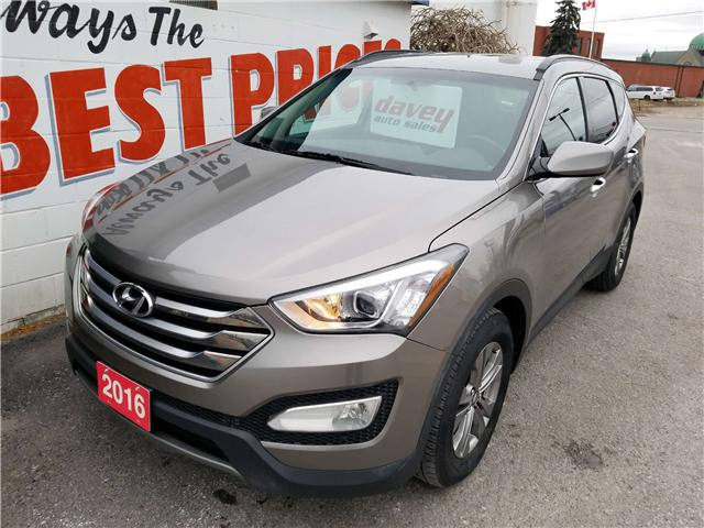 2016 Hyundai Santa Fe Sport 2.4 Premium (Stk: 18-820T) in Oshawa - Image 1 of 19