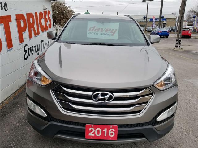 2016 Hyundai Santa Fe Sport 2.4 Premium (Stk: 18-820T) in Oshawa - Image 2 of 19