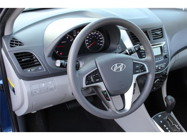 2017 Hyundai Accent SE (Stk: D0046) in Leamington - Image 9 of 23