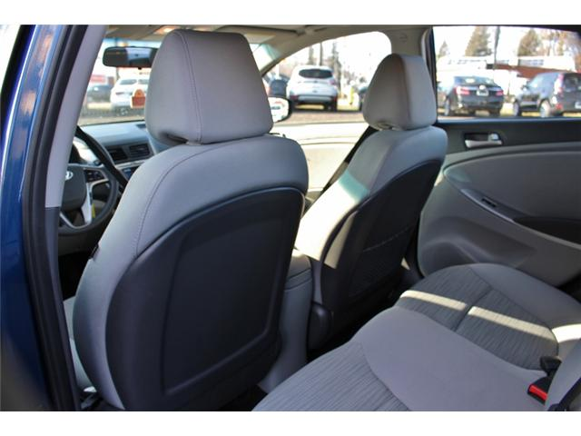 2017 Hyundai Accent SE (Stk: D0046) in Leamington - Image 15 of 23