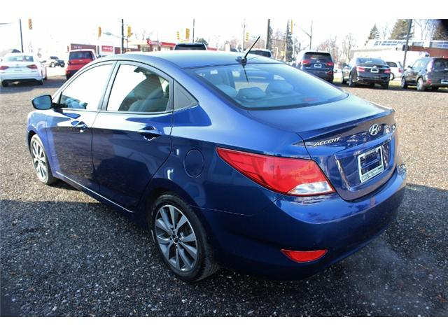 2017 Hyundai Accent SE (Stk: D0046) in Leamington - Image 5 of 23