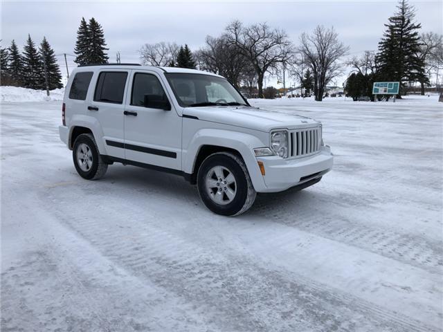 2012 Jeep Liberty Sport (Stk: ) in Winnipeg - Image 1 of 19
