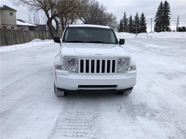 2012 Jeep Liberty Sport (Stk: ) in Winnipeg - Image 2 of 19