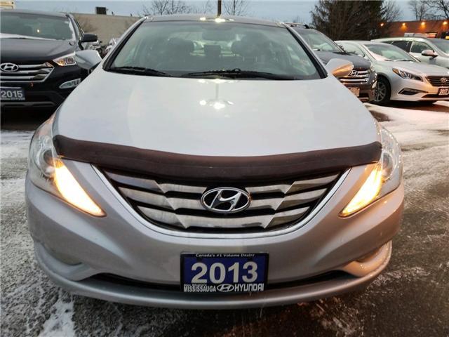2013 Hyundai Sonata Limited (Stk: 38924a) in Mississauga - Image 2 of 18