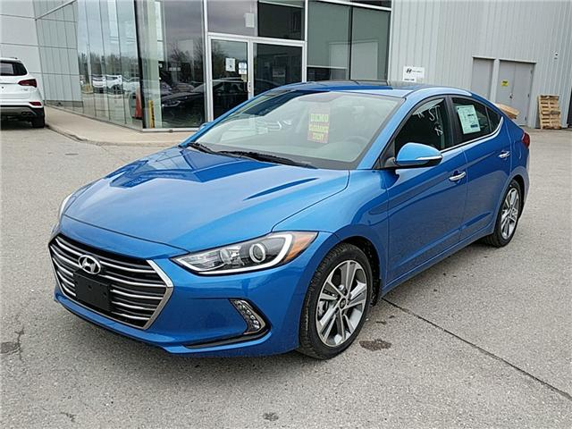 2017 Hyundai Elantra Limited (Stk: 70373) in Goderich - Image 1 of 7