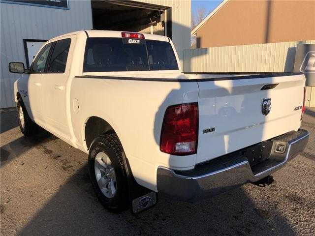2019 RAM 1500 Classic 27G SLT (Stk: 14270) in Fort Macleod - Image 3 of 18