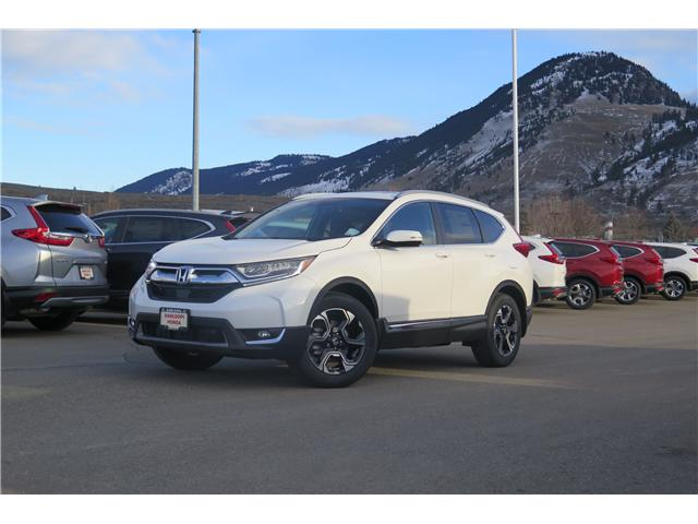 2019 Honda CR-V Touring (Stk: N14269) in Kamloops - Image 1 of 15