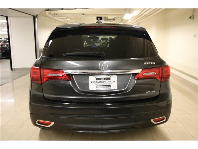 2016 Acura MDX Navigation Package (Stk: M12283A) in Toronto - Image 4 of 31