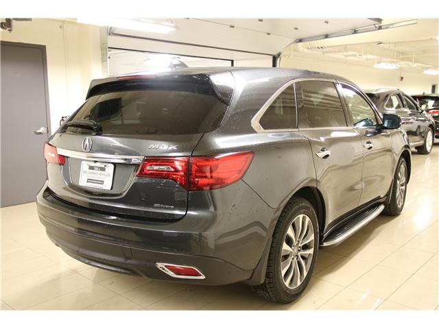 2016 Acura MDX Navigation Package (Stk: M12283A) in Toronto - Image 5 of 31