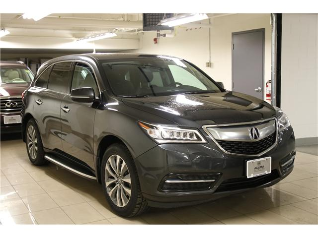 2016 Acura MDX Navigation Package (Stk: M12283A) in Toronto - Image 7 of 31