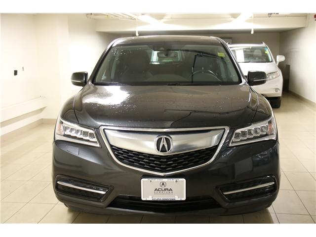 2016 Acura MDX Navigation Package (Stk: M12283A) in Toronto - Image 8 of 31