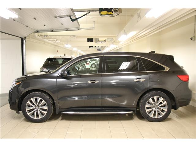 2016 Acura MDX Navigation Package (Stk: M12283A) in Toronto - Image 2 of 31