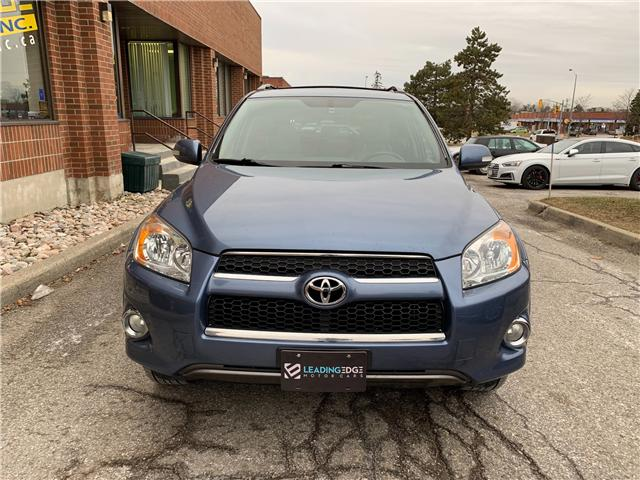 2011 Toyota RAV4 Limited (Stk: 11884) in Woodbridge - Image 2 of 19