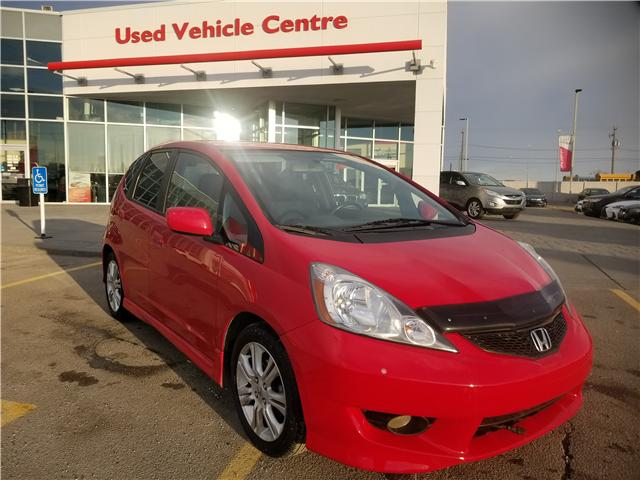 2010 Honda Fit Sport (Stk: 2190347A) in Calgary - Image 1 of 17