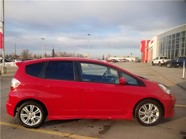 2010 Honda Fit Sport (Stk: 2190347A) in Calgary - Image 2 of 17