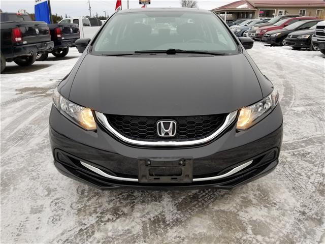 2014 Honda Civic EX (Stk: ) in Kemptville - Image 2 of 21