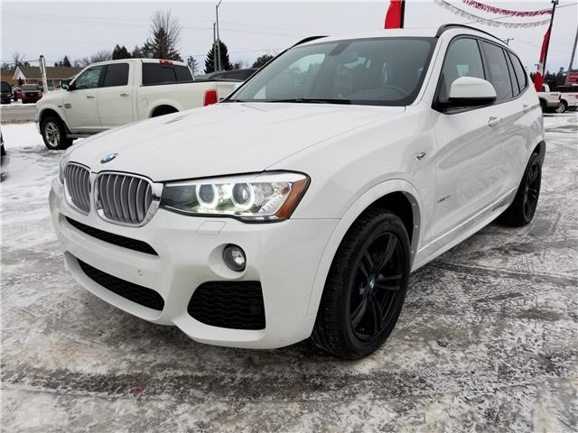 2016 BMW X3 xDrive28i (Stk: ) in Kemptville - Image 3 of 23