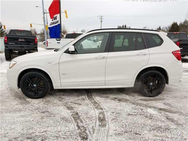 2016 BMW X3 xDrive28i (Stk: ) in Kemptville - Image 5 of 23