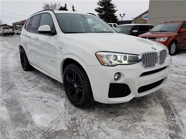 2016 BMW X3 xDrive28i (Stk: ) in Kemptville - Image 1 of 23