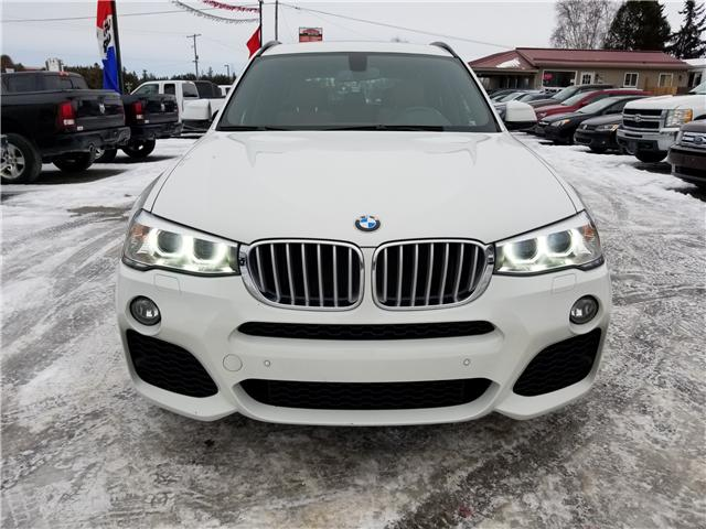 2016 BMW X3 xDrive28i (Stk: ) in Kemptville - Image 2 of 23