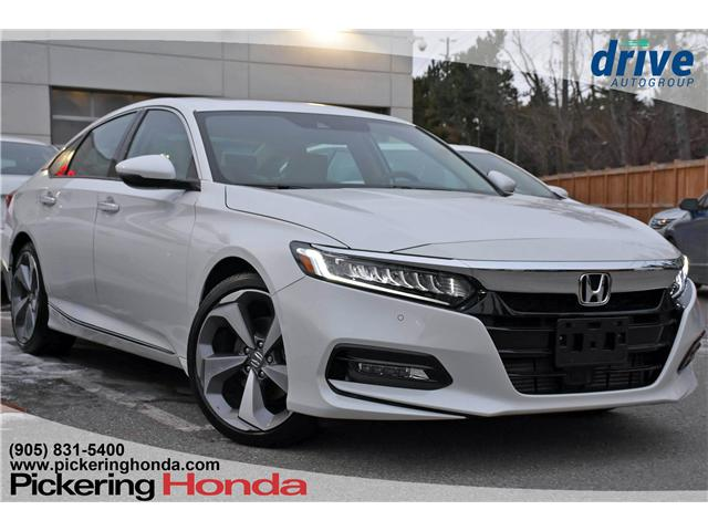 2018 Honda Accord Touring (Stk: P4608) in Pickering - Image 1 of 26