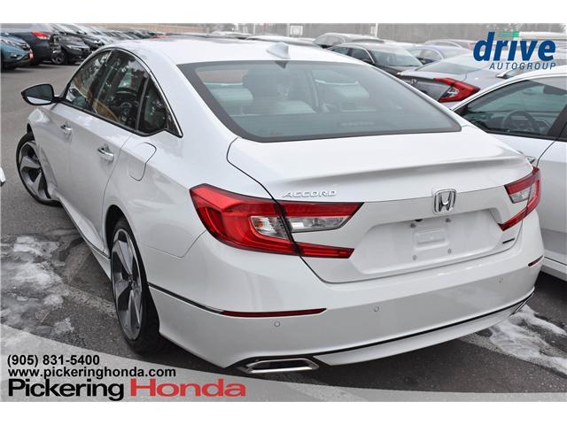 2018 Honda Accord Touring (Stk: P4608) in Pickering - Image 5 of 26