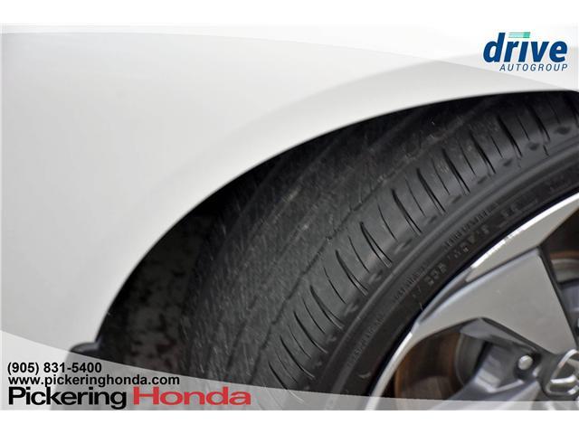 2018 Honda Accord Touring (Stk: P4608) in Pickering - Image 8 of 26