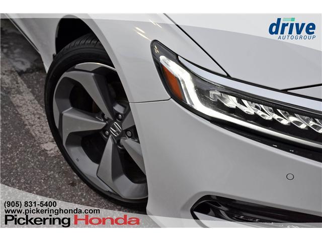 2018 Honda Accord Touring (Stk: P4608) in Pickering - Image 9 of 26