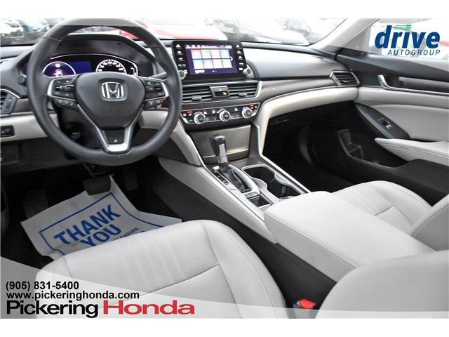 2018 Honda Accord Touring (Stk: P4608) in Pickering - Image 2 of 26