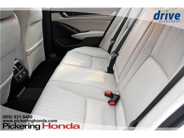 2018 Honda Accord Touring (Stk: P4608) in Pickering - Image 10 of 26