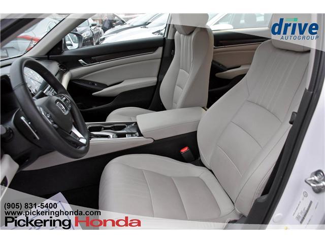 2018 Honda Accord Touring (Stk: P4608) in Pickering - Image 11 of 26