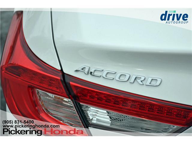 2018 Honda Accord Touring (Stk: P4608) in Pickering - Image 12 of 26