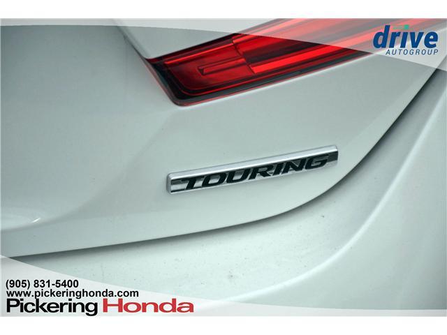 2018 Honda Accord Touring (Stk: P4608) in Pickering - Image 13 of 26