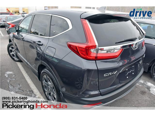 2018 Honda CR-V EX-L (Stk: U501A) in Pickering - Image 5 of 27