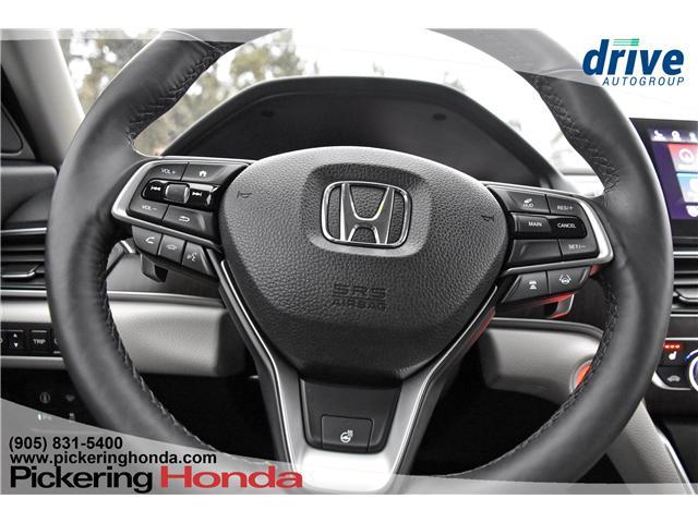 2018 Honda Accord Touring (Stk: P4608) in Pickering - Image 18 of 26