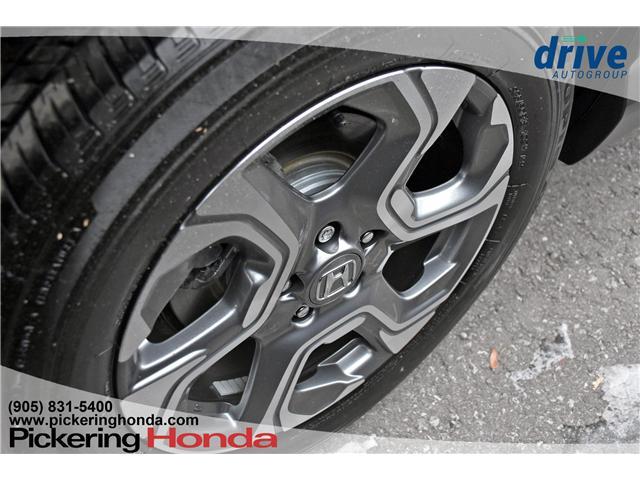 2018 Honda CR-V EX-L (Stk: U501A) in Pickering - Image 8 of 27