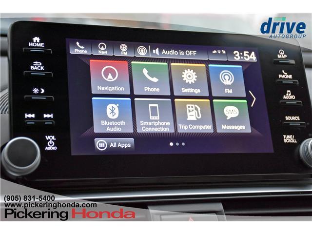 2018 Honda Accord Touring (Stk: P4608) in Pickering - Image 21 of 26