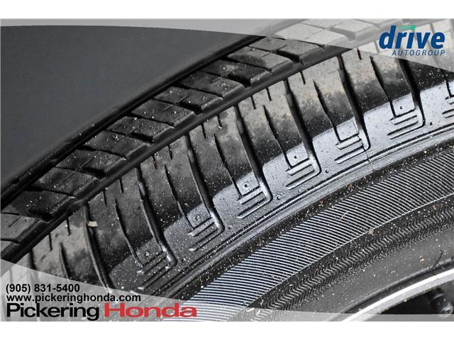 2018 Honda CR-V EX-L (Stk: U501A) in Pickering - Image 9 of 27