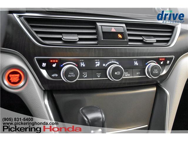 2018 Honda Accord Touring (Stk: P4608) in Pickering - Image 22 of 26