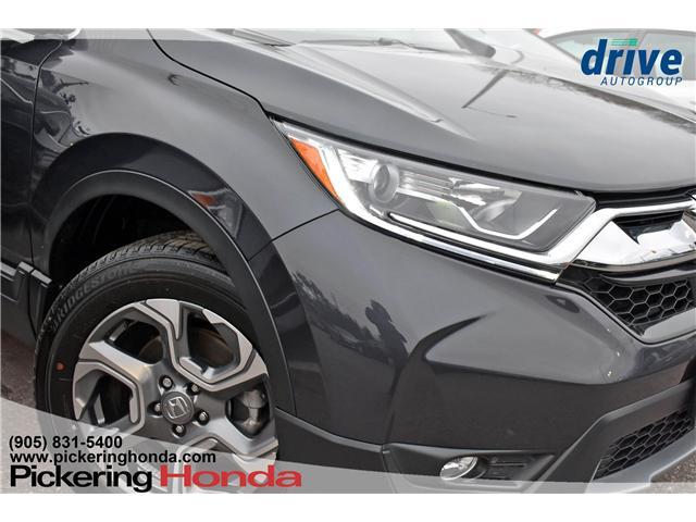 2018 Honda CR-V EX-L (Stk: U501A) in Pickering - Image 10 of 27