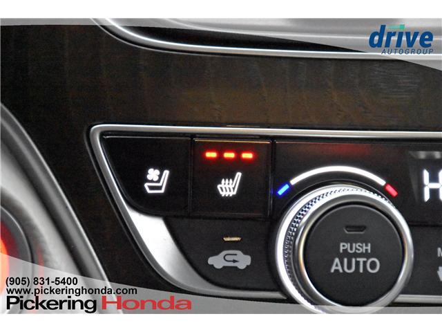 2018 Honda Accord Touring (Stk: P4608) in Pickering - Image 23 of 26