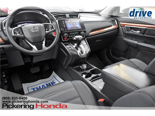 2018 Honda CR-V EX-L (Stk: U501A) in Pickering - Image 2 of 27
