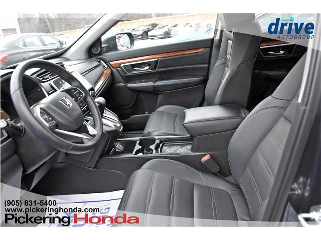 2018 Honda CR-V EX-L (Stk: U501A) in Pickering - Image 12 of 27