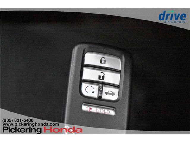 2018 Honda Accord Touring (Stk: P4608) in Pickering - Image 26 of 26