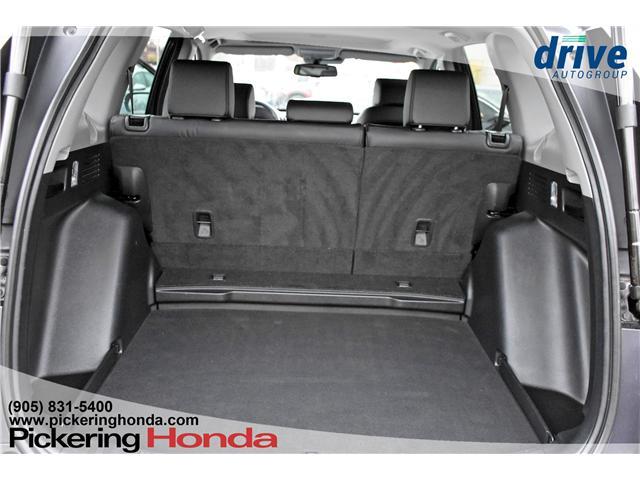 2018 Honda CR-V EX-L (Stk: U501A) in Pickering - Image 15 of 27